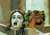 Theater Masks #3