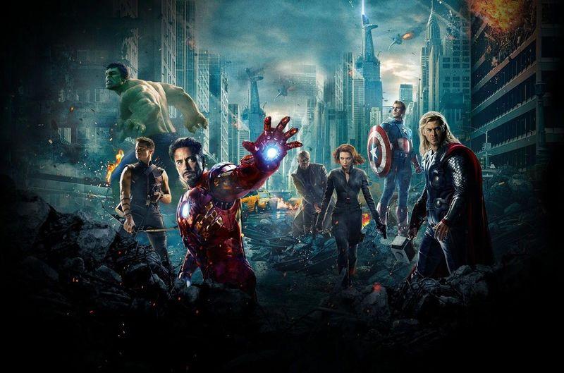 The+Avengers