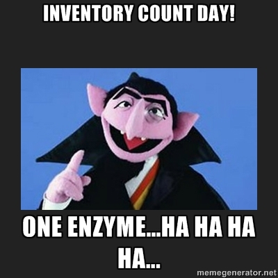 Inventory Count