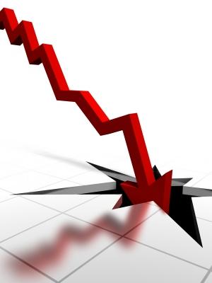 Declining-chart