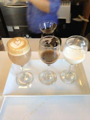 Espresso Deconstructed
