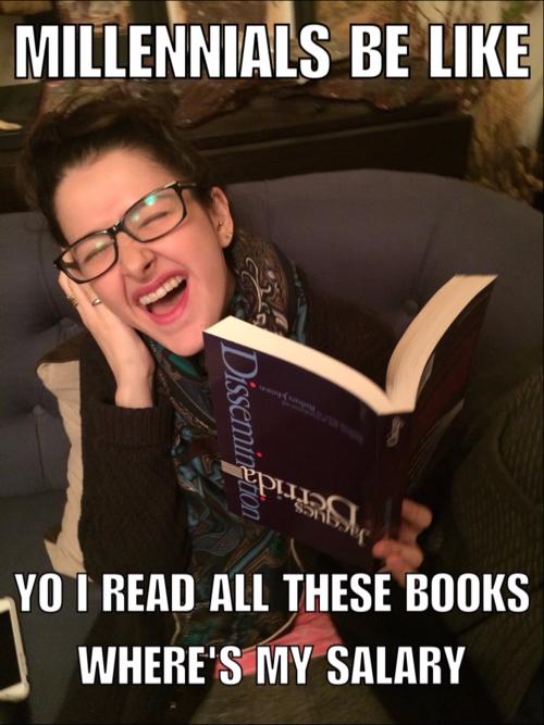 YAC's Millennials Meme